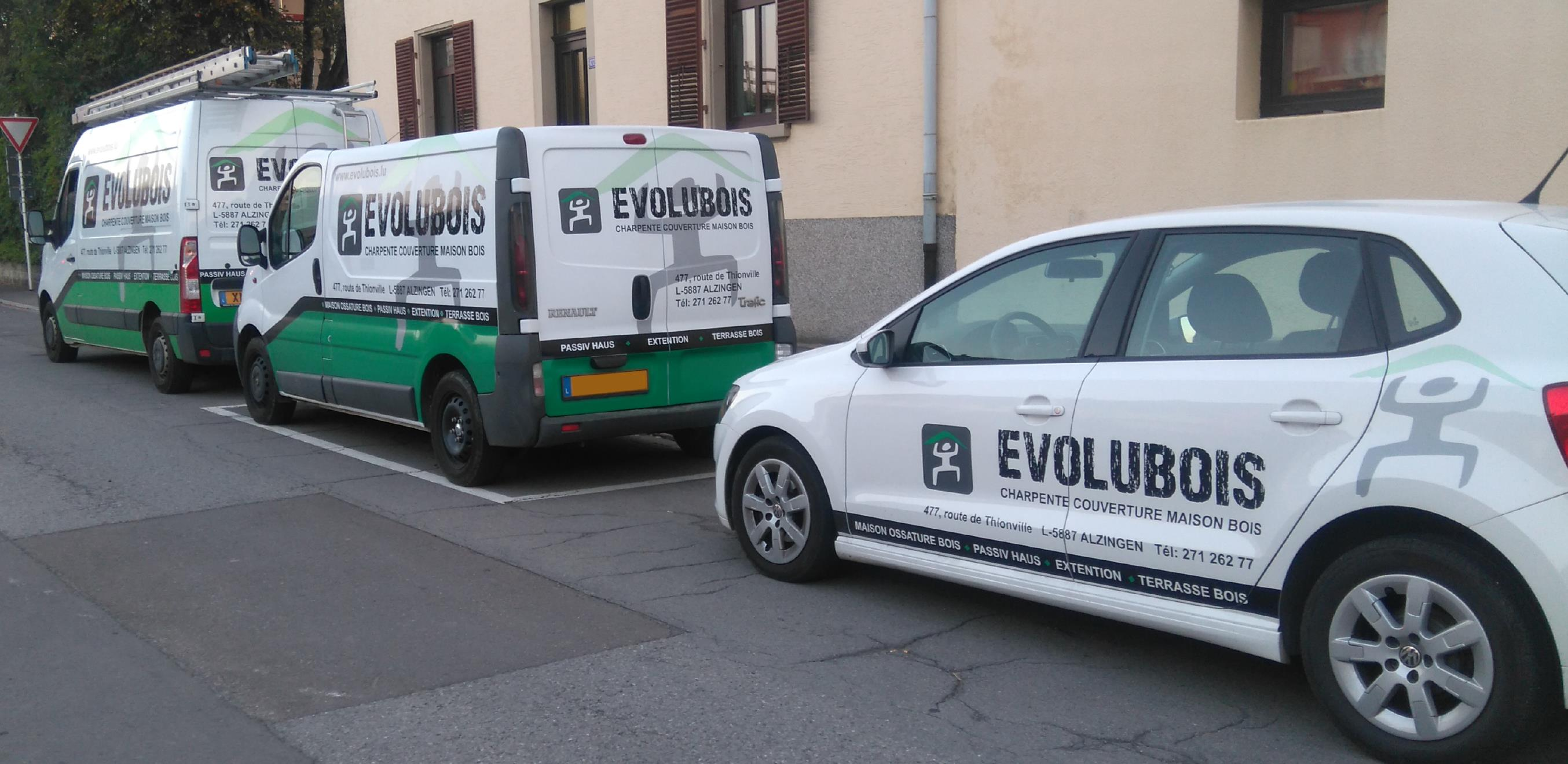 A Propos Evolubois Lu